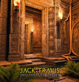 Ο Jack Travis Και Τα Χαμένα Αγάλματα