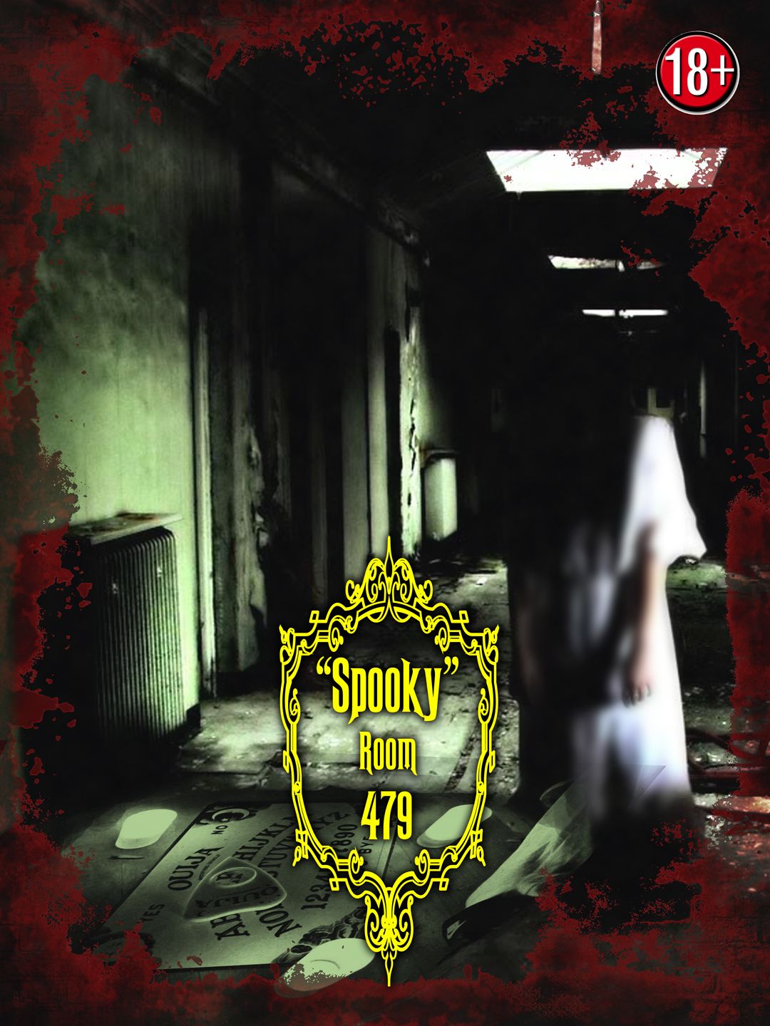 Spooky Room 479 The Sarah Jane Ghost Story The Escape