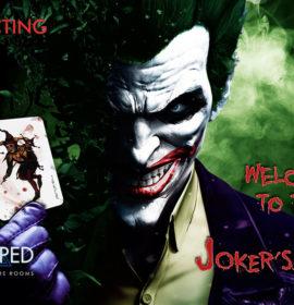 Room 104: Joker's Crypt