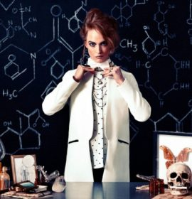 The Mystery of the Crazy Scientist