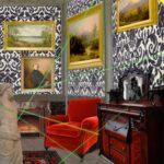 Mansion Quest: The Laser Room