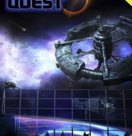 Space Quest: The missing spaceship