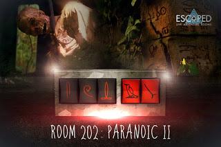 Room 202: Paranoic II